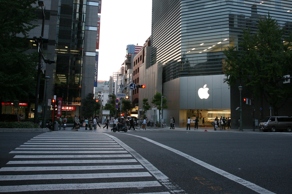 Apple Store, Shinsaibashi
