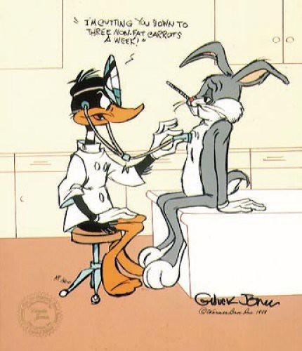 Dr Daffy & Bugs