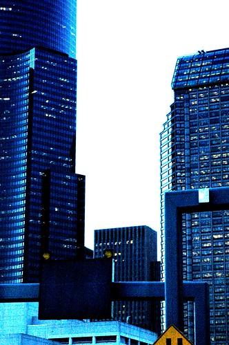 Seattle is my Stranger by Wonderlane