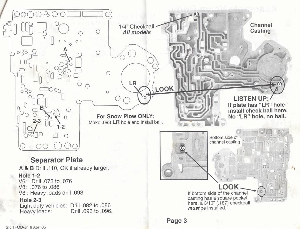 35 Dodge 46re Transmission Diagram