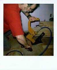 Installing a floor