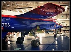 XX765 - Jaguar ACT_RAF Museum_Cosford_England