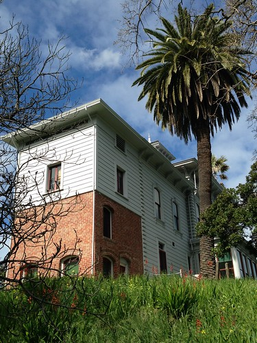 house victorian historic johnmuir ca spring brick nps palm tree park martinez