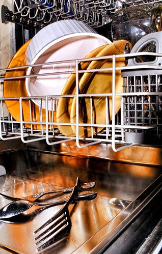 Oh Gosh, Dishes!