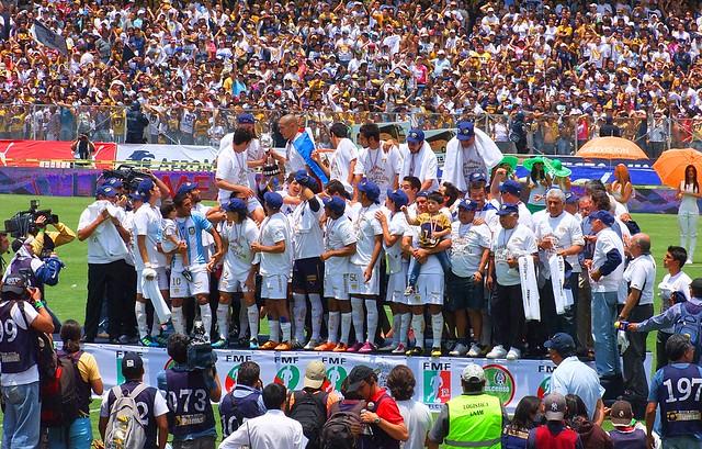 Equipos que gritaron campeones en el 2011 [Megapost]