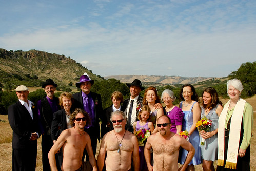 WeddingPartyandStreakers