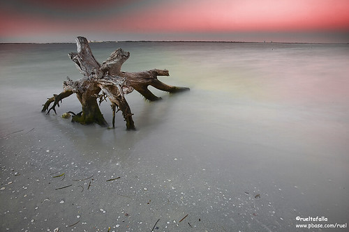 Sunless Sanibel Sunset