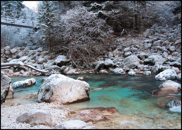 Dove Nasce L' Isonzo