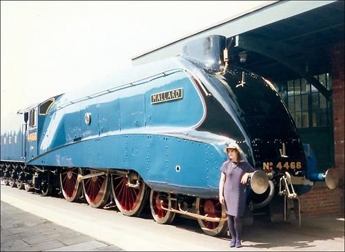 LNER Class A4 4468 'Mallard'