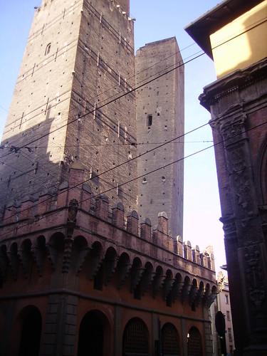 Bologna - Torre degli Asinelli by lpelo2000