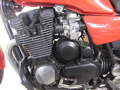 yamaha, xj650, seca, motorcycle, red, vinta… IMG_1138