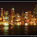 seattle at night by s o u t h e n