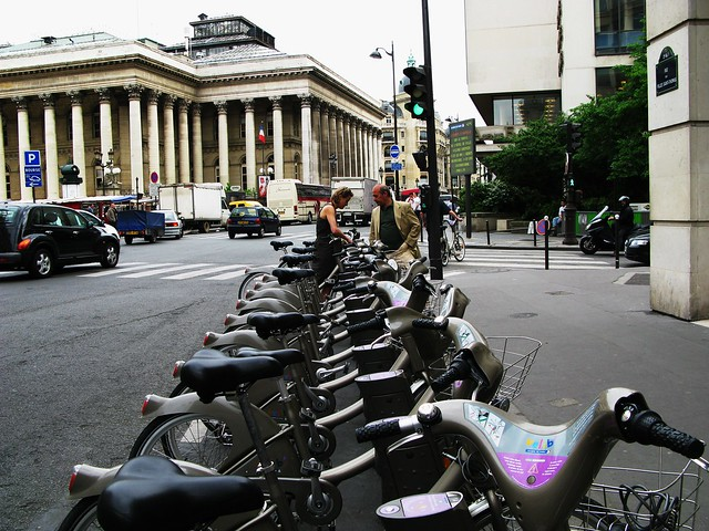 Paris Bike Culture - Vive la Vélib'