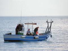 Fishing Boat, Fuengirola