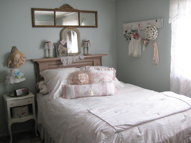romantic vintage bedroom inspiration a gallery on flickr