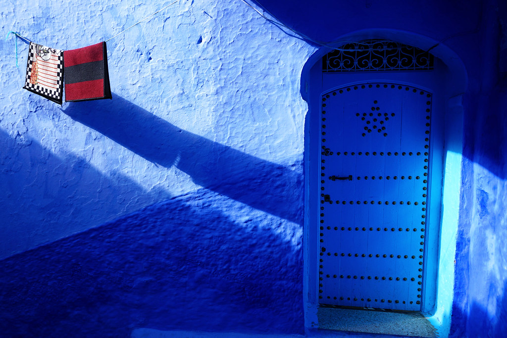 Blue world @Chefchaouen