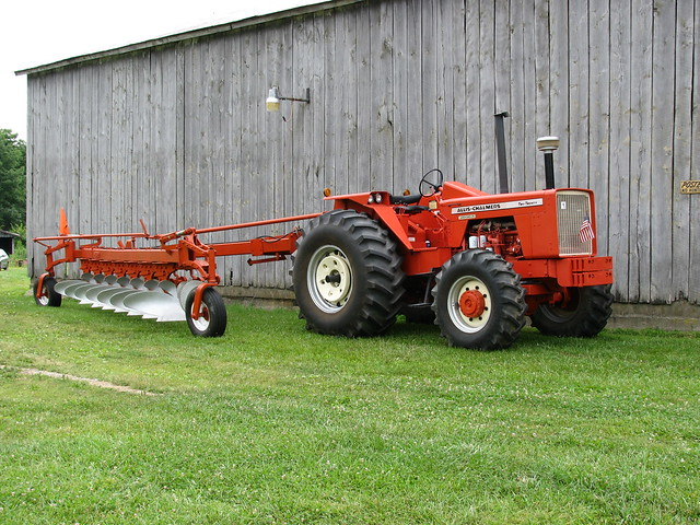 Allis Chalmers 180 Tractor Farm Garden By Owner Sale Autos Post