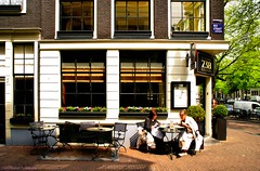 Amsterdam, The Nine Streets - De 9 Straatjes