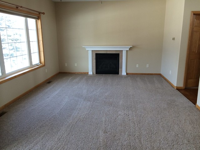 living room reveal before picture