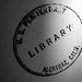 Alcatraz Library Stamp