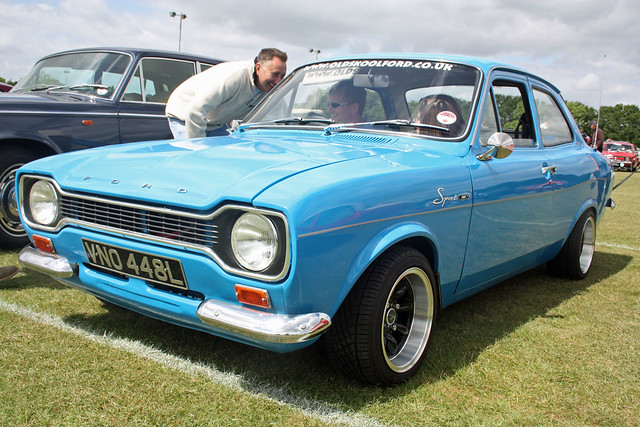 Ford Escort Mk I 1300 Sport Our classic cars