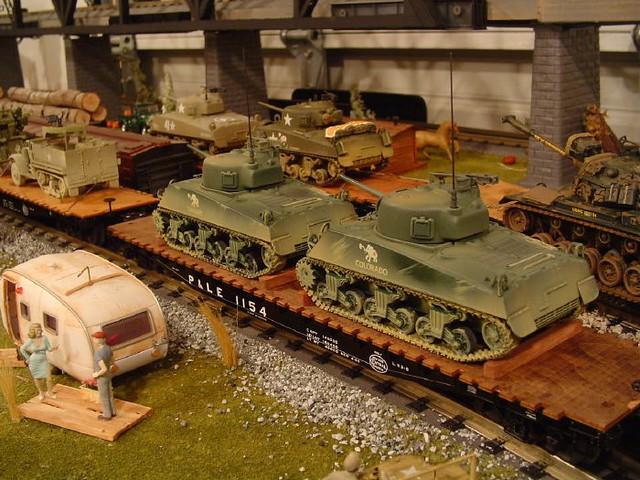 model army train | Flickr - Photo Sharing!