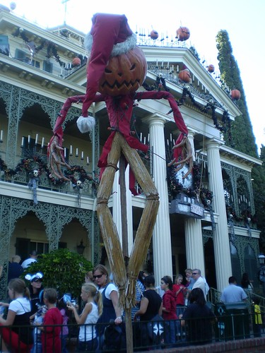 Disneyland Haunted House