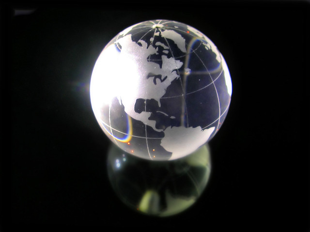 Globe Project (2 of 7): Illumi Nation