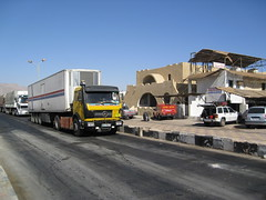 Nuweiba Port Traffic