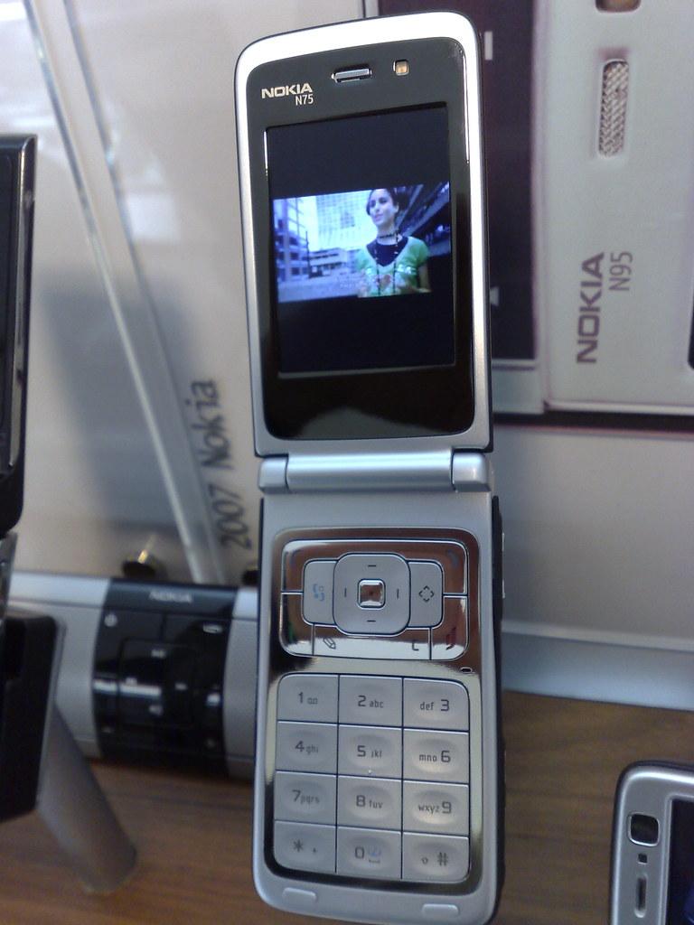 Nokia Paris Computador N75 Nnpp Alameda Multimedia Flickr Vive…