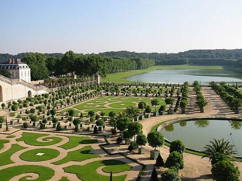 El palacio de versalles el capricho de los reyes for Jardines barrocos