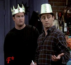 Chandler Bing E Joey Tribbiani Kfriends Flickr