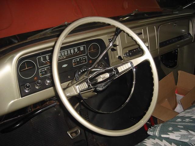 65 c10 interior tilt column flickr photo sharing