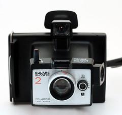 Polaroid Land Camera Square Shooter 2