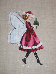 Mirabilia - The Christmas Elf Fairy