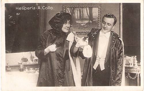 Hesperia and Alberto Collo