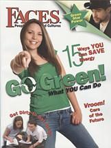 Faces Magazine for Kids: Cricketmag.com