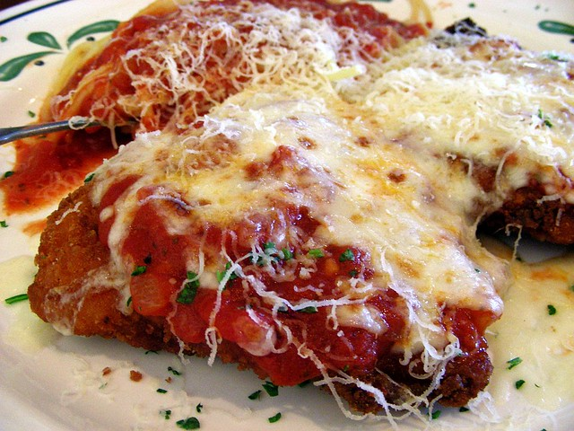 Olive Garden 39 S Chicken Parmigiana Flickr Photo Sharing