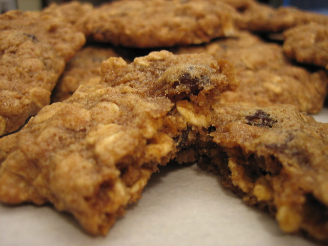 Chewy Oatmeal Raisin Cookies | Flickr - Photo Sharing!