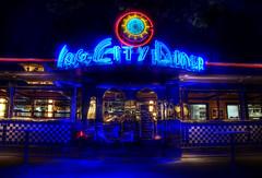 San Francisco's Fog City Diner in color: 2
