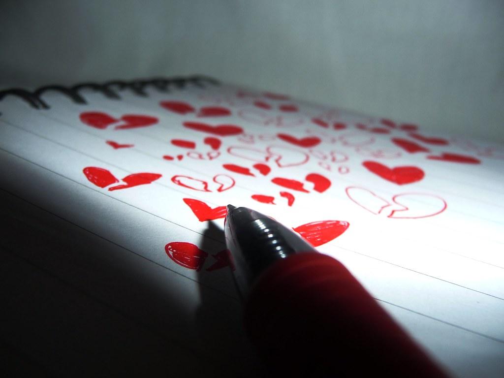 Broken Hearts Edit