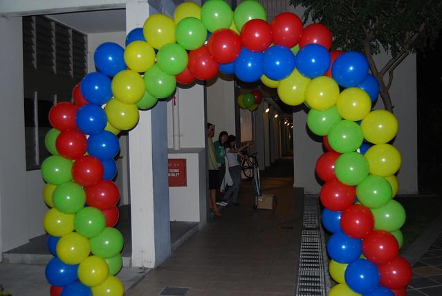 Balloon arch flickr photo sharing