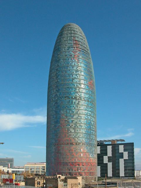 la tour agbar barcelone flickr photo sharing