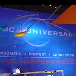 NBC Booth at CES