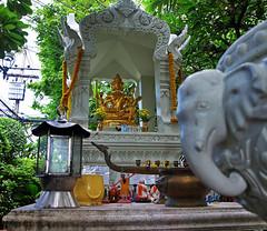 A Shrine - Bangkok