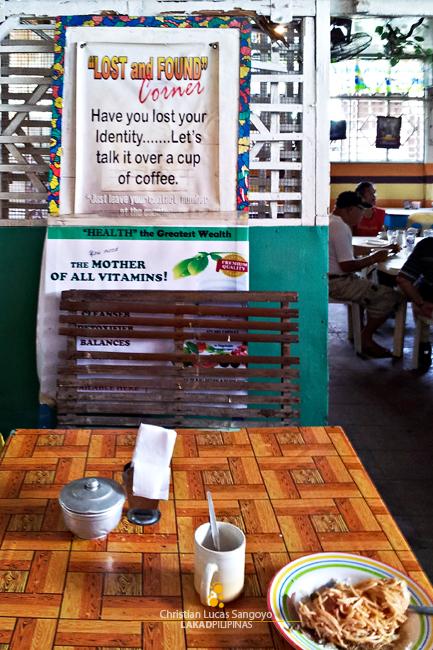 Al Fresco at Madge Café in Iloilo City