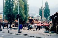 The Basčarsija, Sarajevo, 2004