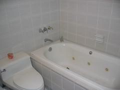 Bathroom - Jet tub