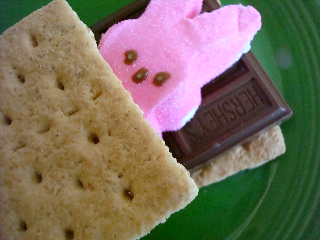 Peeps S'mores | Flickr - Photo Sharing!