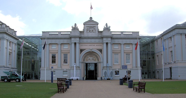 National Maritime Museum, Greenwich, London.